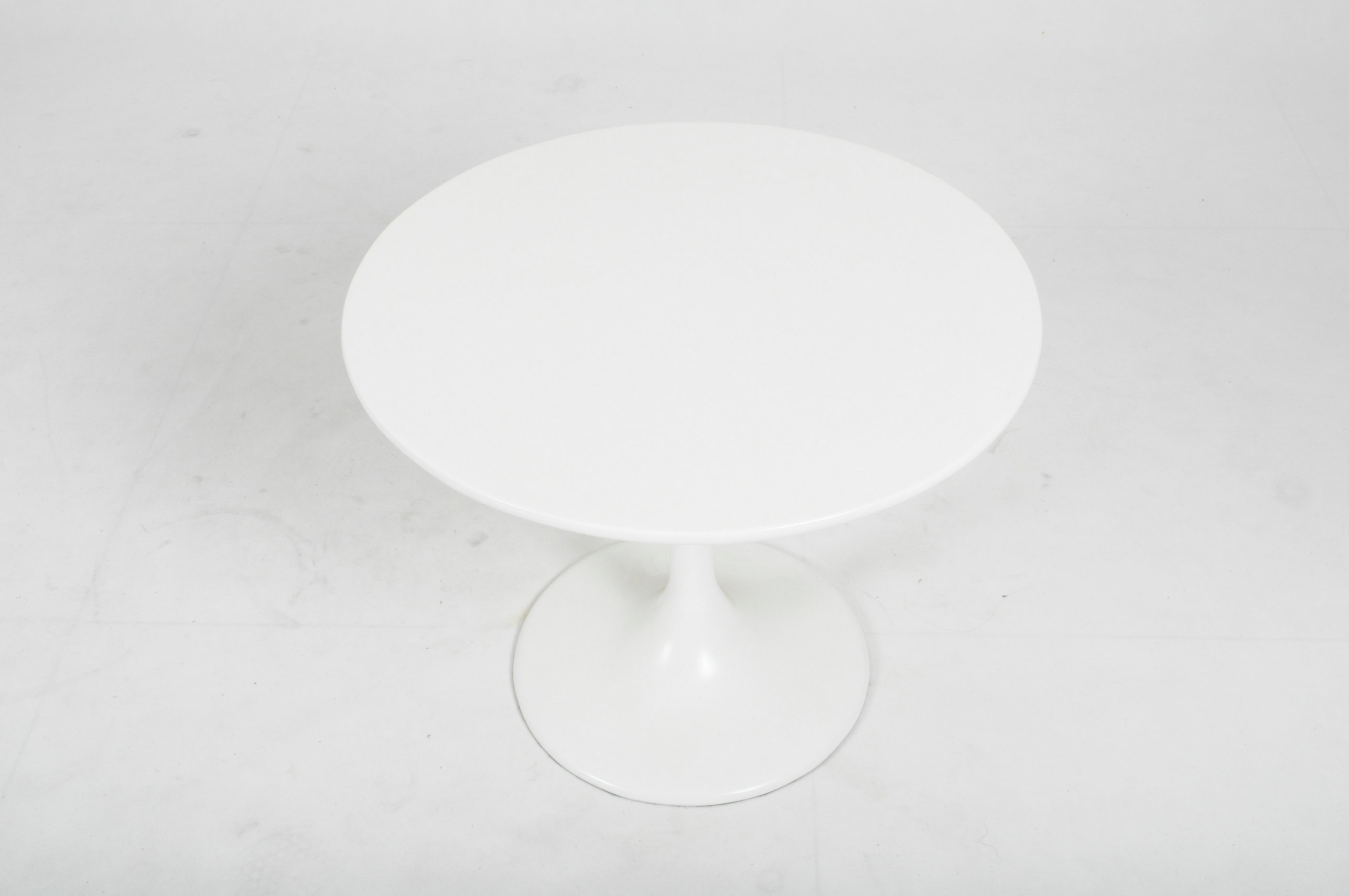 Round Marble Top Dining Table