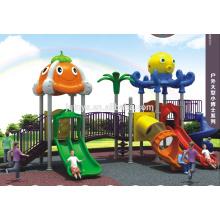 Equipo de juegos infantiles al aire libre para niños