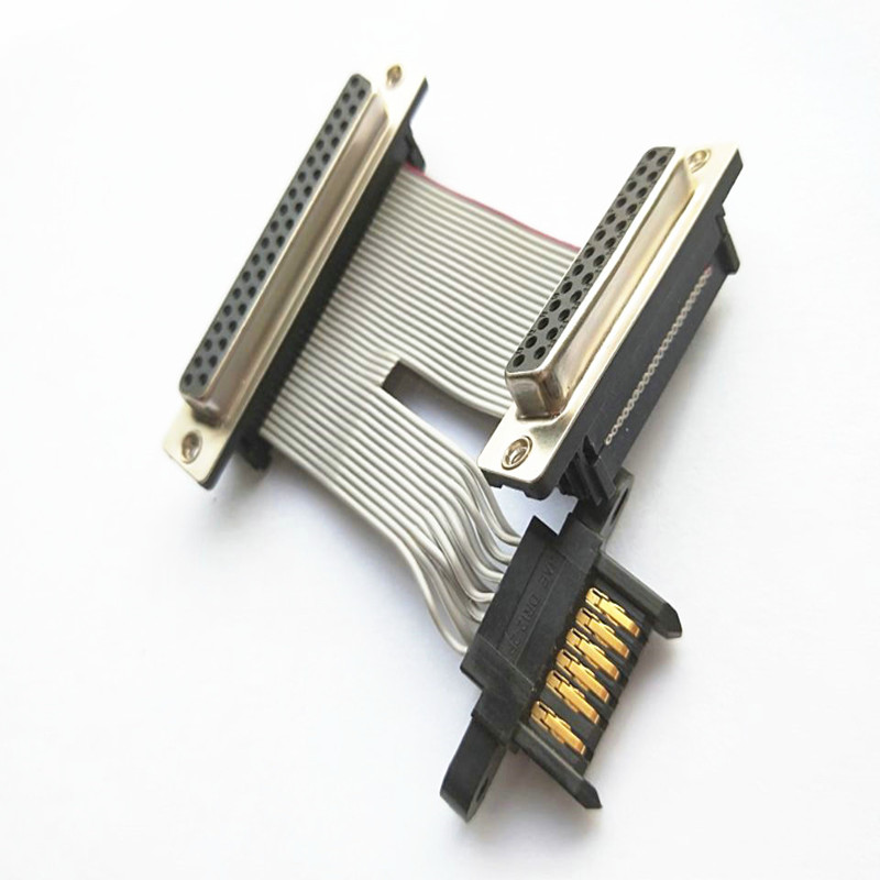 IDC Ribbon Cable Assemblies