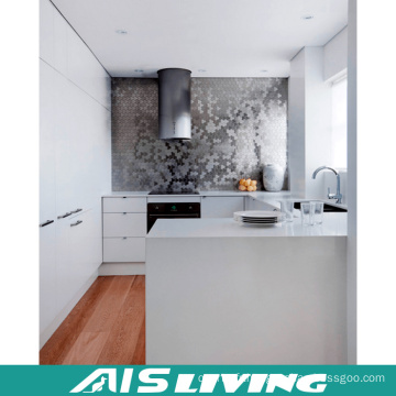 Ensemble facile assembler armoires de cuisine ensembles Chine professionnel usine pour petit appartement (AIS-K947)