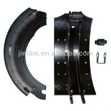 Semi trailer spare part - Brake Shoe with brake lining