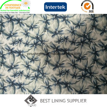 New and Soft Men′s Suit Jacket Coat Lining Fabric Print Lining Supplier
