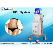 Standing Hifu Wrinkle Removal, Face Lift and Skin Tightening Hifu