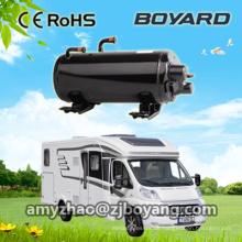 Boyard horizontale rotary kompressor für camping dachspitze klimaanlage