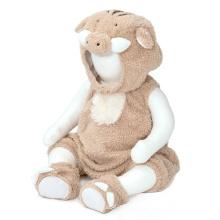 Traje decorativo de cosplay de ursinho adorável