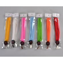 LED Neck Strap Band Lanyard Waterproof ID CARD hanging rope