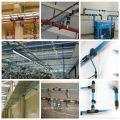 Fabrik Preis Luftlinie Aluminium Rohre