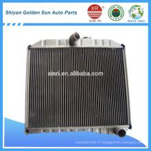 Radiateur de camion 1301ND49 pour système de refroidissement