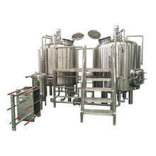 Turnkey Commercial Brewery Beer Processing System 50hl,100hl Beer Equipment