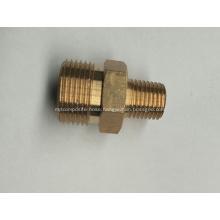 """Pressure Washer Twist Connect M22X3/8""""MNPT Brass Fitting"""