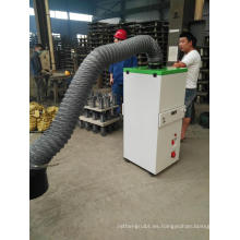 Máquina de limpieza del filtro de aire del extractor del humo de la soldadura