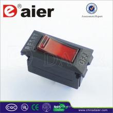 Daier 15a interruptor disjuntor disjuntor elétrico