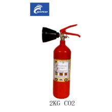 2kg CO2 Carbon Dioxide Fire Extinguisher