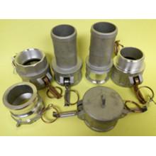 Aluminium Camlock Coupling Pipe Fitting