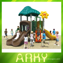 top grade train playground outdoor