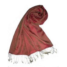 Bufanda de seda larga del pashmina del agua de la manera