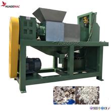 Machine de pelletisation de presse-papier recyclé PP PE