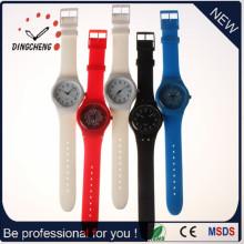 2015 Long Band Uhr Swiss MOV Silikon Uhr (DC-991)