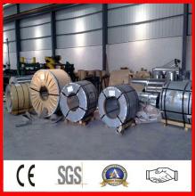 Bobines en acier au silicium pour machine électrique