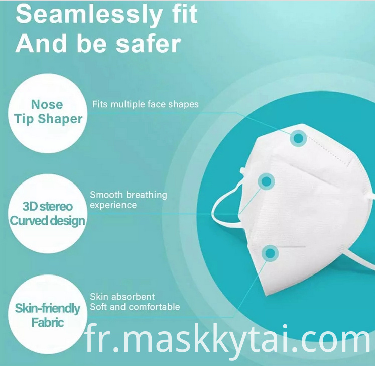 Ffp2 Disposable Face Mask