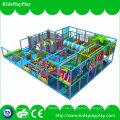 Multifunktionale neue Design Kinder Indoor Spielplatz (KP-1220)