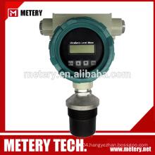 Ultrasonic fuel oil level sensor
