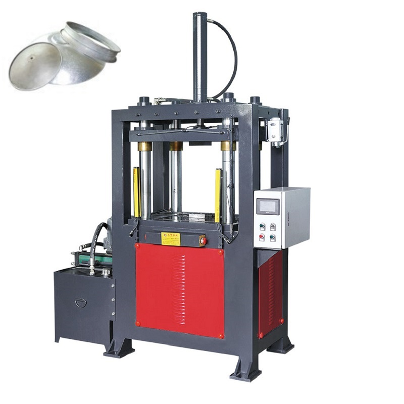 Hydraulic Rotary Cutting Machine