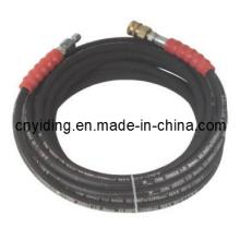 3600-5500psi Tuyau en acier hydraulique à haute pression professionnel de service de l'industrie (6SH32)