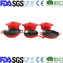Enamelware Cast Iron Cookware Manufacturer From China