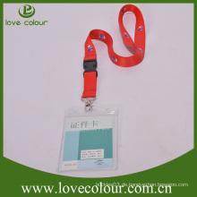 Hochwertiger harter pvc ID Kartenhalter / Visitenkartenhalter / Visitenkartenhalter