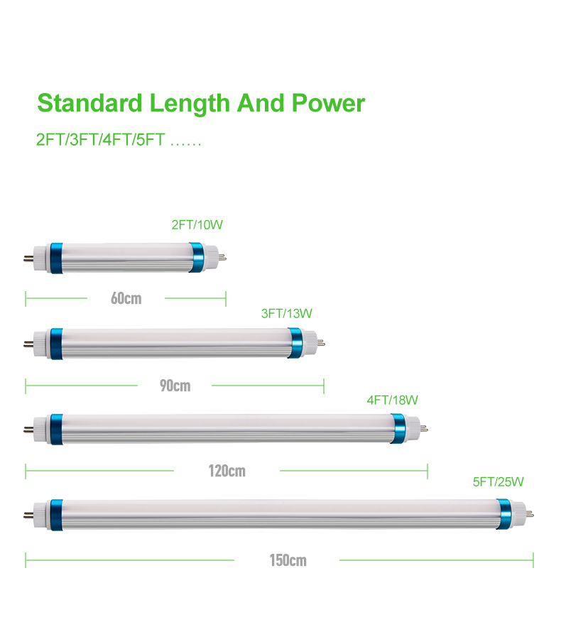 New fashion SMD T8 4ft 18w LED Tube light Lamps