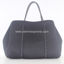 Big Capacity Perforated Neoprene Shopping Bags