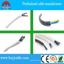 Cable eléctrico de 3 hilos flexibles para la venta