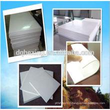 high temperature PTFE sheet
