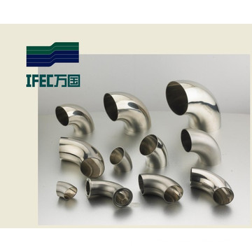 Stainless Steel Hygienic Bend