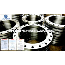 BS4504 Flange PN16 PN10 SLIP ON
