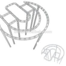 Display de treliça de alumínio para treliça de alumínio