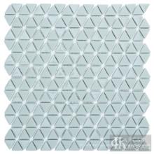 Напольная мозаика из стекла Triangle Art
