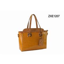 2015 High Quality Women Fashion PU Leather Handbag, Bags Women, Women Handbag Zxe1207
