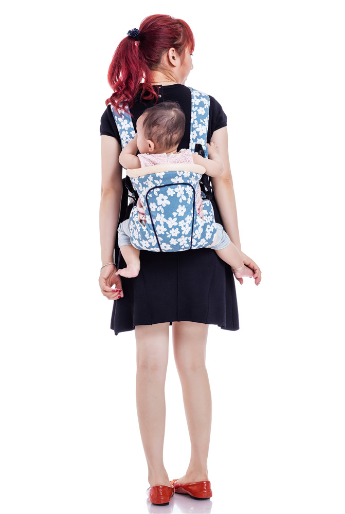 Easy Wearing Carrying Front Babies Carrier