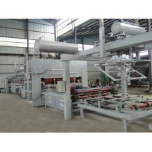 Manual de ahorro de la línea de producción automática de la Junta Hot Press Laminado Ciclo Corto Hot Press