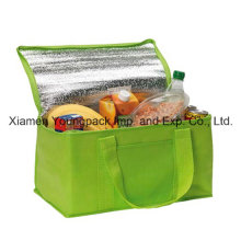 Promocional grande plegable aislados Cool Bag