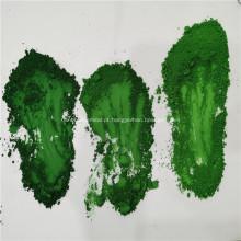 Óxido de cromo claro verde para tinta spray