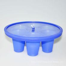 Sublimation Little Shot Glass Fixture pour l'impression de transfert de chaleur
