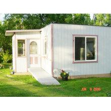 Casa prefabricada de acero / casas modulares (pH-22)