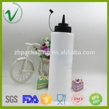 1000ml de matérias-primas de molho vazio de plástico de matérias-primas para venda