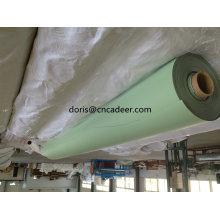 Utilisation de la géomembrane en PVC pour la mise en décharge