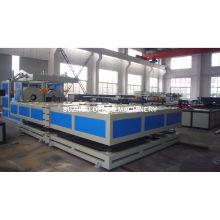 Máquina de Socketing da tubulação do PVC UPVC do plástico
