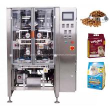 Máquina envasadora de alimentos para mascotas con bolsa de sellado cuádruple 730