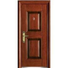 puerta de acero de la seguridad de venta caliente nuevo diseño calidad